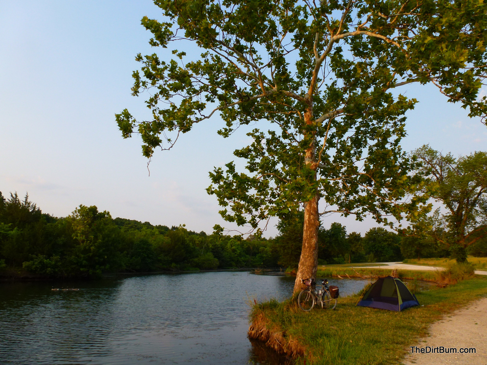 Beat the heat for Campsites with fishing