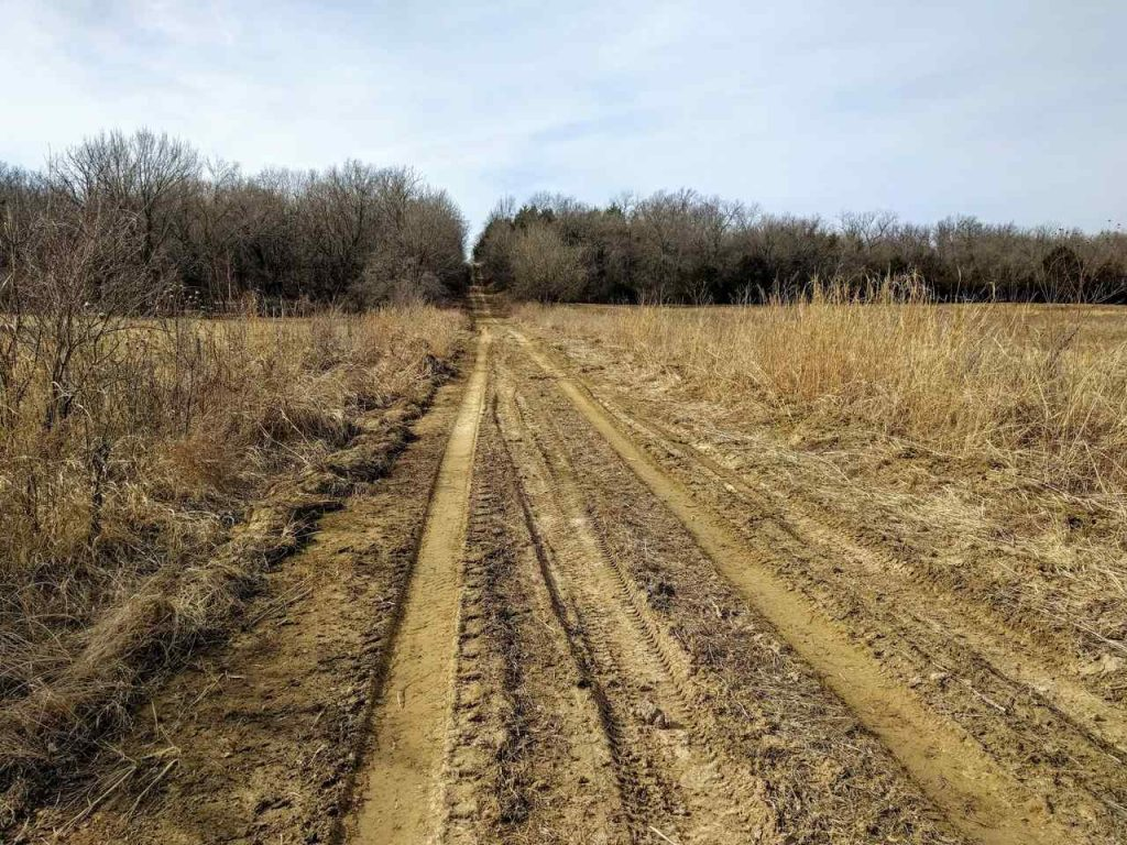 Kansas woodson county piqua - A Woodson County Dirt Road In The Neosho Bottoms